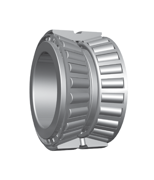 TIMKEN Double row tapered roller bearings TNA